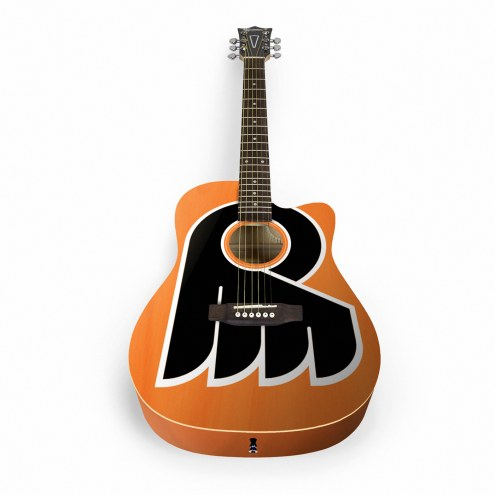 Philadelphia Flyers Woodrow Acoustic Guitar