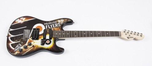 Philadelphia Flyers Woodrow Northender Electric Guitar