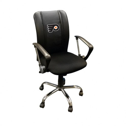Philadelphia Flyers XZipit Curve Desk Chair