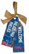 """Philadelphia Phillies 12"""" Team Tags"""