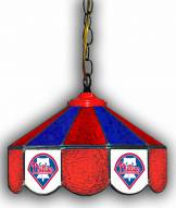 "Philadelphia Phillies 14"" Glass Pub Lamp"