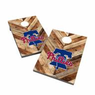 Philadelphia Phillies 2' x 3' Cornhole Bag Toss
