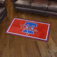 Philadelphia Phillies 3' x 5' Area Rug