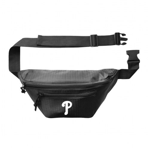 Philadelphia Phillies 3-Zip Hip Fanny Pack
