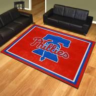 Philadelphia Phillies 8' x 10' Area Rug
