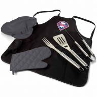 Philadelphia Phillies BBQ Apron Tote Set
