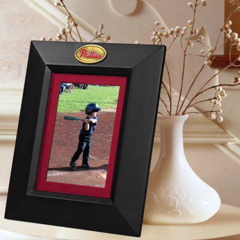 Philadelphia Phillies Black Picture Frame