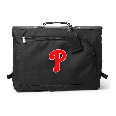 MLB Philadelphia Phillies Carry on Garment Bag