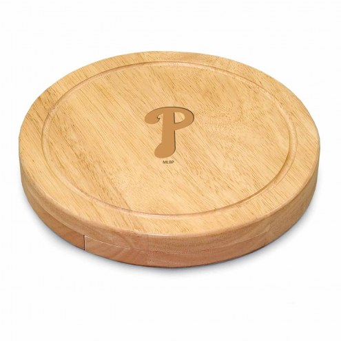 Philadelphia Phillies Circo Cutting Board