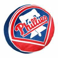 Philadelphia Phillies Cloud Travel Pillow