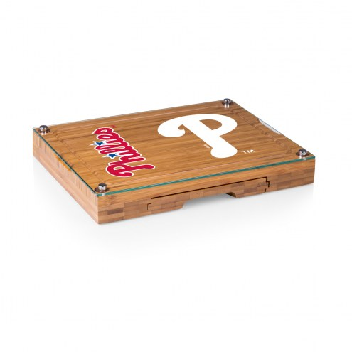 Philadelphia Phillies Concerto Bamboo Cutting Board