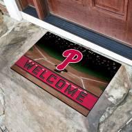 Philadelphia Phillies Crumb Rubber Door Mat