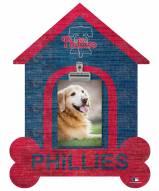 Philadelphia Phillies Dog Bone House Clip Frame