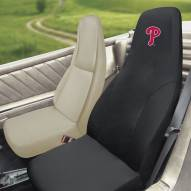 Philadelphia Phillies Embroidered Car Seat Cover