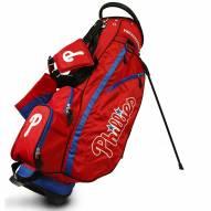 Philadelphia Phillies Fairway Golf Carry Bag