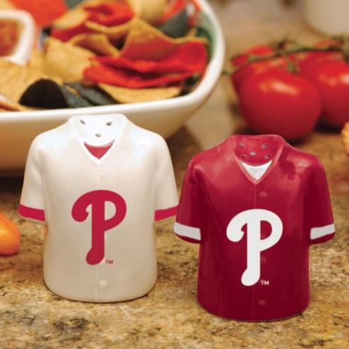 Philadelphia Phillies Gameday Salt and Pepper Shakers