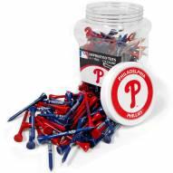 Philadelphia Phillies 175 Golf Tee Jar