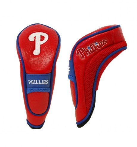 Philadelphia Phillies Hybrid Golf Head Cover