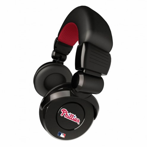 Philadelphia Phillies iHip Pro DJ Headphones