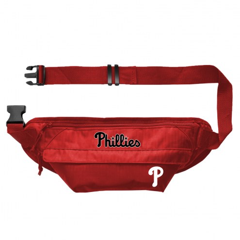 Philadelphia Phillies Large Fanny Pack