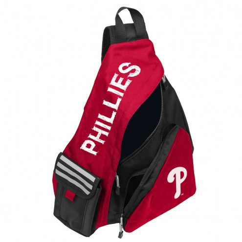 Philadelphia Phillies Leadoff Sling Backpack