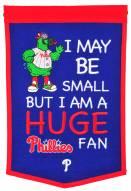 Philadelphia Phillies Lil Fan Traditions Banner