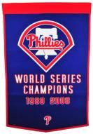 Philadelphia Phillies Major League Baseball Dynasty Banner
