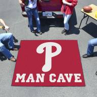 Philadelphia Phillies Man Cave Tailgate Mat