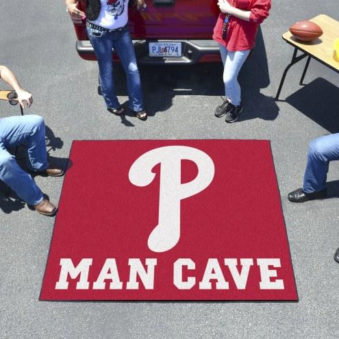 Philadelphia Phillies Man Cave Ulti-Mat Rug