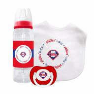 Philadelphia Phillies Baby Gift Set