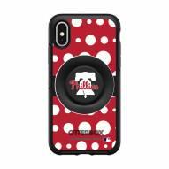 Philadelphia Phillies OtterBox Symmetry Polka Dot PopSocket iPhone Case