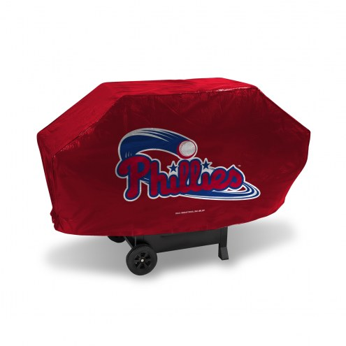 Philadelphia Phillies Padded Grill Cover