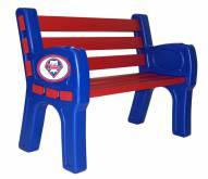 Philadelphia Phillies Park Bench