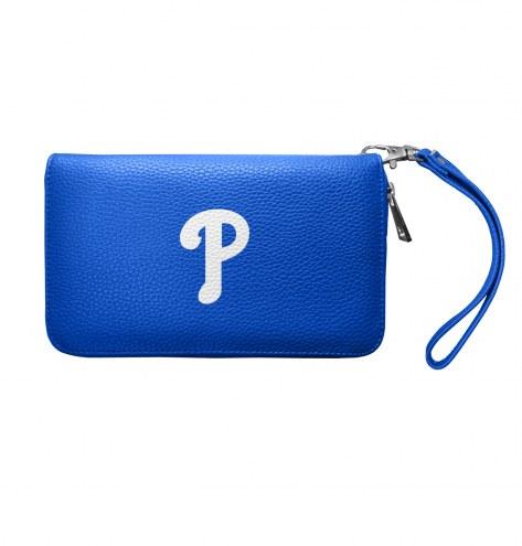 Philadelphia Phillies Pebble Organizer Wallet