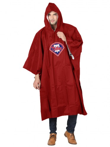 Philadelphia Phillies Rain Poncho