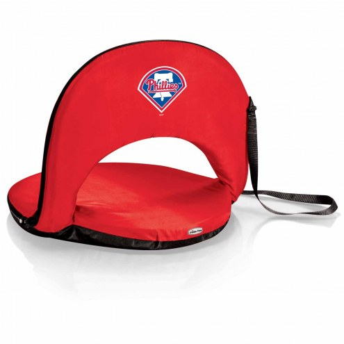 Philadelphia Phillies Red Oniva Beach Chair