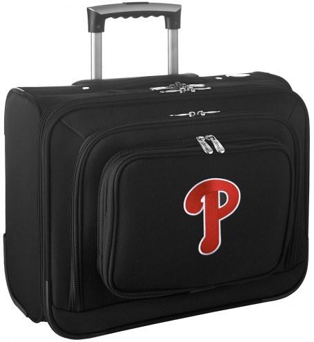 Philadelphia Phillies Rolling Laptop Overnighter Bag