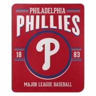 Philadelphia Phillies Southpaw Fleece Blanket