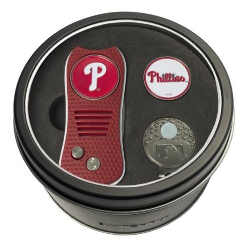Philadelphia Phillies Switchfix Golf Divot Tool, Hat Clip, & Ball Marker