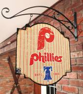 Philadelphia Phillies Tavern Sign
