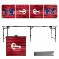 Philadelphia Phillies Victory Folding Tailgate Table