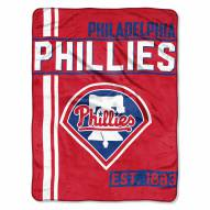 Philadelphia Phillies Walk Off Throw Blanket