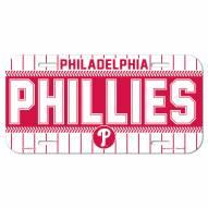 Philadelphia Phillies License Plate