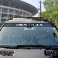Philadelphia Phillies Windshield Decal
