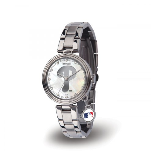 Philadelphia Phillies Women's Charm Watch