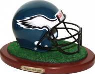 Philadephia Eagles Collectible Football Helmet Figurine