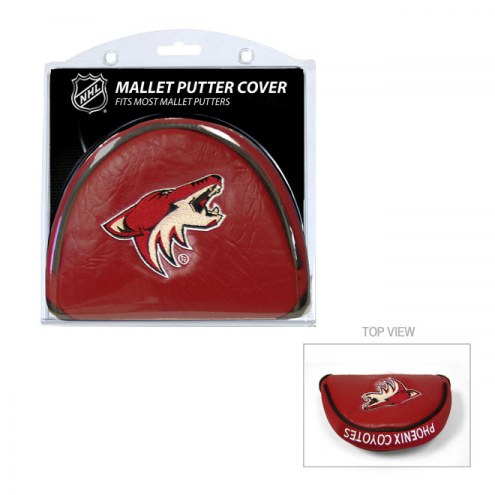 Arizona Coyotes Blade Putter Headcover