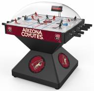 Arizona Coyotes Deluxe Bubble Hockey