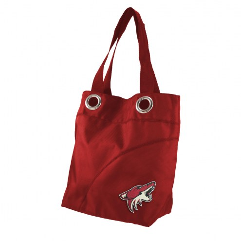 Arizona Coyotes Color Sheen Tote Bag