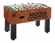 Arizona Coyotes Foosball Table